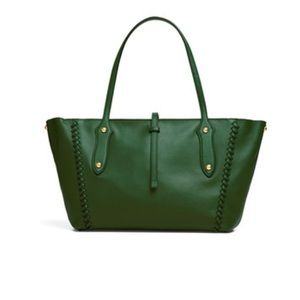 ANNABEL INGALL Leather Spruce Esme Tote